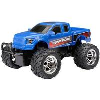 New Bright 1:18 RC Chargers Jeep/Raptor