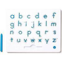 Kid O magnatab, små bogstaver a-z