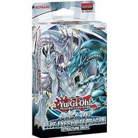 Yu-Gi-Oh kort - structure Deck Saga of Blue-Eyes White Dragon