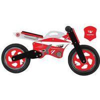 Babytrold løbecykel, rød