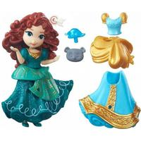 Disney Prinsesse Dukke - Lille Merida Med Tøj