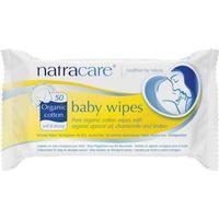 Våtservetter Baby 50st EKO - Natracare