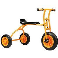 Rookie trehjulet cykel Str. 93 x 55 x 64 cm. Alder 4+.