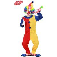 Butterick's Leco AB Clowndräkt Barn Maskeraddräkt - Medium