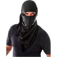 Bristol Novelty Ltd Ninja Mask - One size