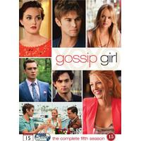 Gossip Girl - Sæson 5 - DVD - Tv-serie