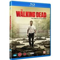 The Walking Dead - Sæson 6 - Blu-Ray - Tv-serie