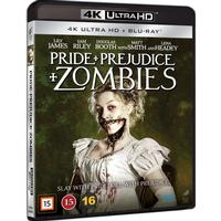 Pride And Prejudice And Zombies - 4K Blu-Ray
