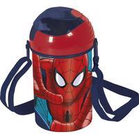 Spiderman Pop-Up Mugg Med Sugrör