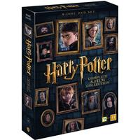 Harry Potter - Komplet Box Slim - DVD