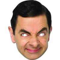 Rubies Costumes Co. Mr Bean Pappmask - One size
