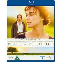 Stolthed Og Fordom / Pride And Prejudice - Blu-Ray