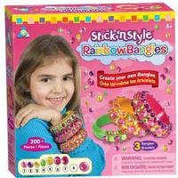 Stick ´n Style - Rainbow Bangles