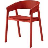 Muuto - Cover chair - red/remix