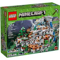Lego Minecraft Bjerghulen 21137