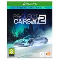 Project Cars 2 Limited Edition - Only at GAME