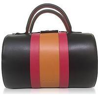Marni Cinnamon Leather Satchel Bag