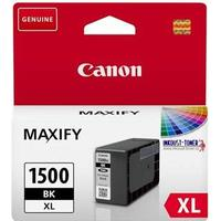 Canon Bläck Svart PGI-1500XL BK