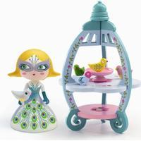 Colomba og fuglehuset - Arty Toys prinsesse - Djeco