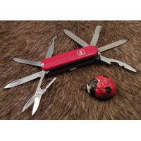 MiniChamp Victorinox 0-6385 - mini foldekniv u/lås