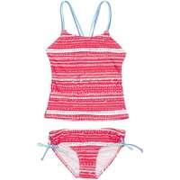 Girl s Animal Bikinis - Animal Rainbow Tankini - Petunia Pink 29a9e2f93cce0