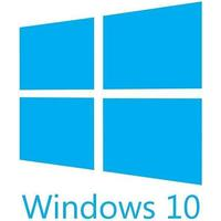 Microsoft Windows 10 Home 64bit Engelsk