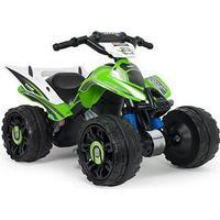 Injusa Quad Kawasaki ATV 12V