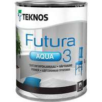 grundfärg inomhus. Teknos Häftgrundfärg Futura Aqua 3 Vit 0 fc5c45bb046b4
