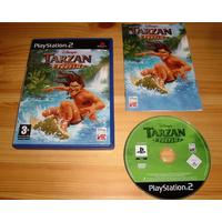 PS2: Disneys Tarzan Freeride