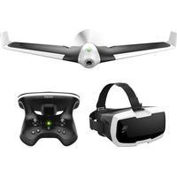 Parrot Disco Kamera Drohne 1080p Full HD FPV 1920 x 1080 Pixel 2700mAh Schwarz Weiß (PF750001AA)