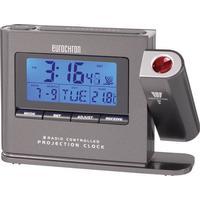 Eurochron Radiostyret projektionsur EFP 3000 Eurochron EFP 3000 Mørkegrå