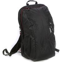 Wilson Federer Team Backpack - Svart/Röd - unisex - Utrustning One Size
