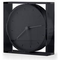 Lexon Void Clock - Black