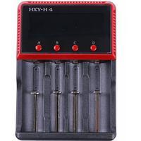 Laddare med LCD för Batteri 18650 / 26650 / 18490 / 17335