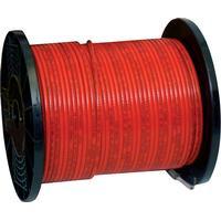 Värmekabel T2röd (5-15w/m 230v) Golvvärmekabel