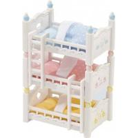 Smallable 3-Layer Baby Bunk Beds