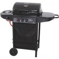 Rodeo 2 + 1 Burner Trolley BBQ - with Regulator