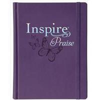 Inspire Praise Bible NLT (Inbunden, 2017)
