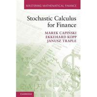 Stochastic Calculus for Finance (Pocket, 2012)