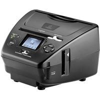 Renkforce DS200-5M Diaskanner, Fotoskanner, Negativskanner 5 Megapixel Digitalisering utan PC, Display, Minneskortplats, USB-strömförsörjning