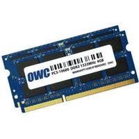 OWC Other World Computing - DDR3 - 8 GB: 2 x 4 GB - SO DIMM 204-PIN