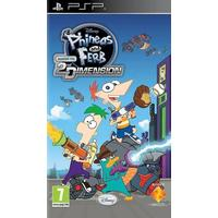 Disney Interactive Phineas & Ferb: Across the Second Dimension