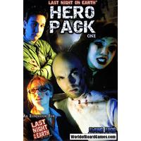 Last Night on Earth - Hero Pack One