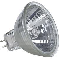 Kanlux 10 Stück QR-C51 MR16 12V 50 Watt 38° Niederdruckhalogen, Leuchtmittel