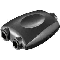 Pro Optical Toslink Splitter - Black