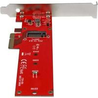 StarTech.com X4 PCI Express to M.2 PCIe SSD Adapter Card - for M.2 NGFF SSD