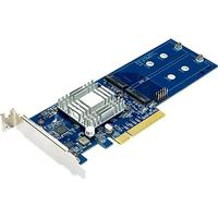 Synology M2D17 PCIe Adapter for Dual M-2 SSD