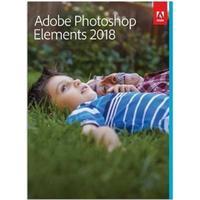 Adobe Photoshop Elements 2018 - Engelsk