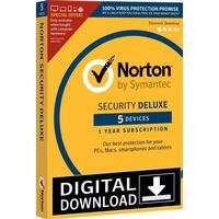 Symantec Norton Security Deluxe - Elektronisk