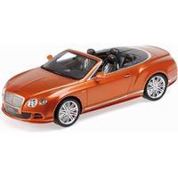 Minichamps Bentley Continental GT Speed